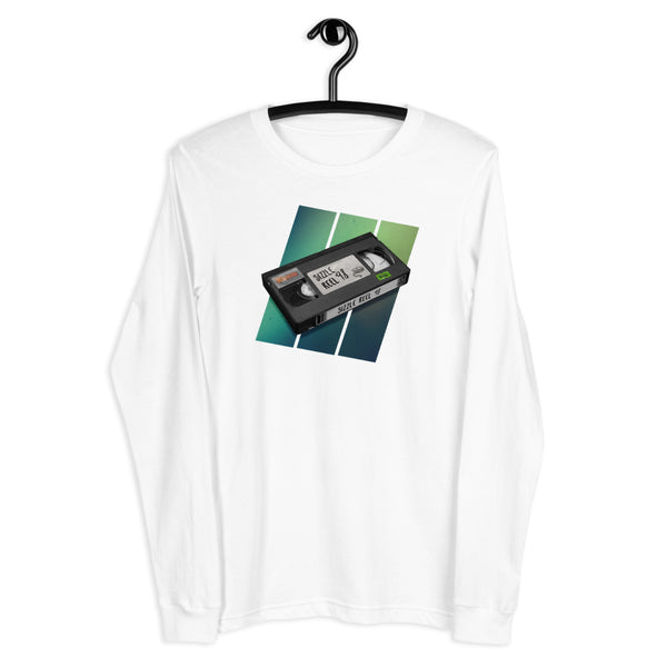 Sizzle Reel Unisex Long Sleeve Tee