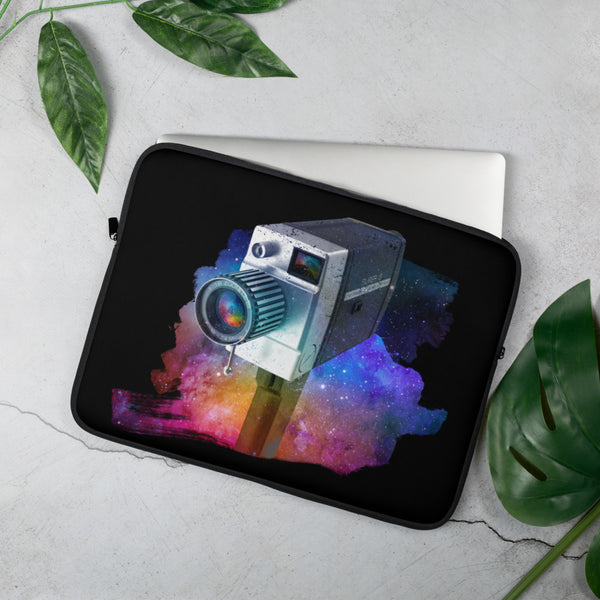 Cosmic Camera Laptop Sleeve
