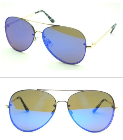 268637 ☆RIMLESS AVIATOR (2018)