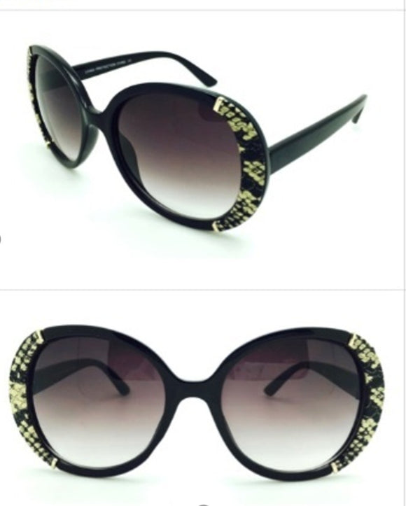 50217 ☆Sophisticated Snake-Print NEW ARRIVAL
