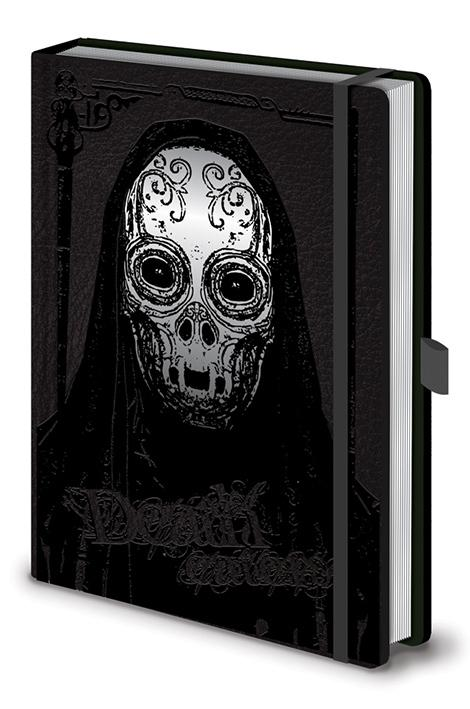 Harry Potter: Death Eater Premium A5 Notebook