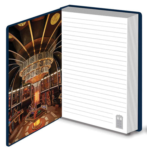 Doctor Who: Tardis Premium A5 Notebook