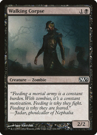 Walking Corpse [Magic 2013]