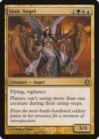 Stoic Angel [Shards of Alara]