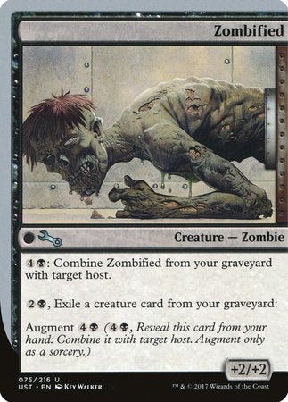 Zombified [Unstable]