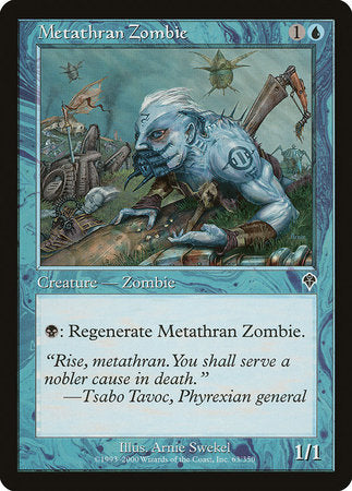 Metathran Zombie [Invasion]