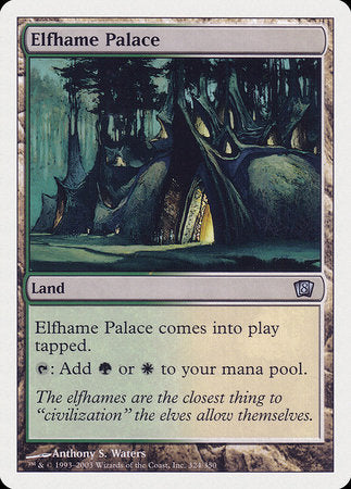 Elfhame Palace [Eighth Edition]