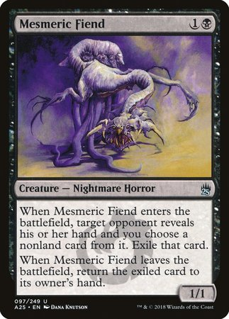 Mesmeric Fiend [Masters 25]
