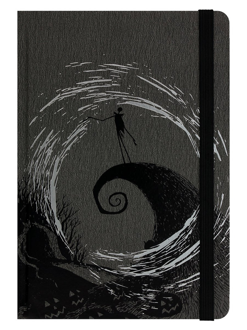 The Nightmare Before Christmas Premium A5 Notebook