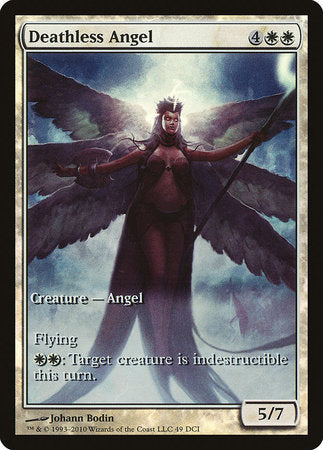 Deathless Angel [Rise of the Eldrazi Promos]