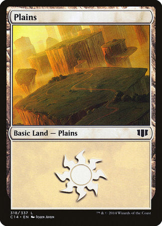 Plains (318) [Commander 2014]