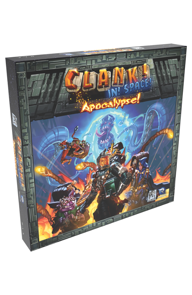 Clank! In Space Apocalypse
