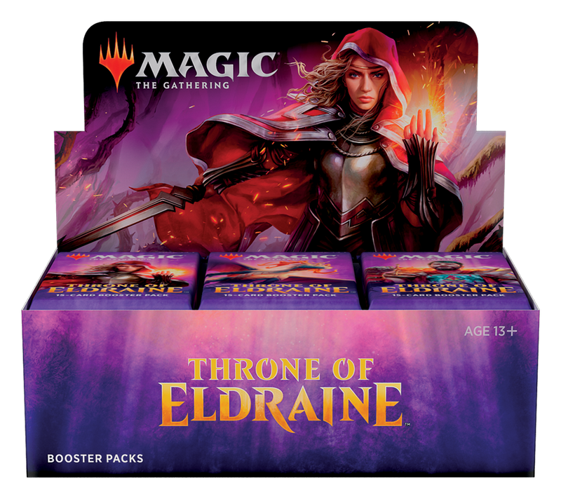 MTG Throne of Eldraine Booster Box