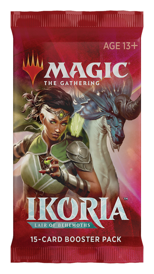 Magic The Gathering Ikoria: Lair of Behemoths Booster Pack