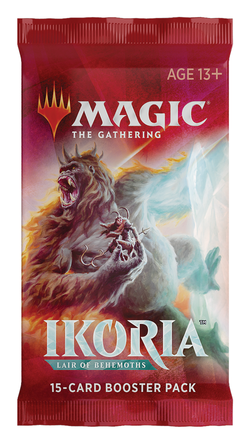 MTG Ikoria: Lair of Behemoths Booster Pack
