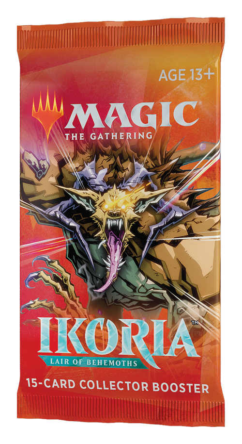 *Collector Booster* MTG Ikoria: Lair of Behemoth Collector Booster