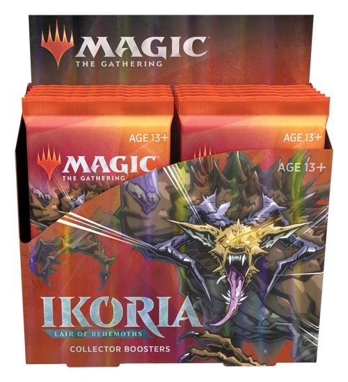 MTG Ikoria: Lair of Behemoth Collector Booster Box