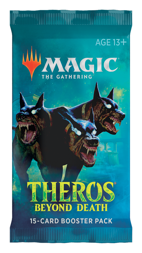 Magic The Gathering (MTG): Theros Beyond Death Booster Pack