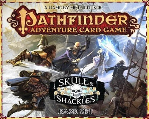 Pathfinder Card Game: Skull & Shackles Base Set