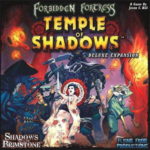 Forbidden Fortress Temple of Shadows Expansion