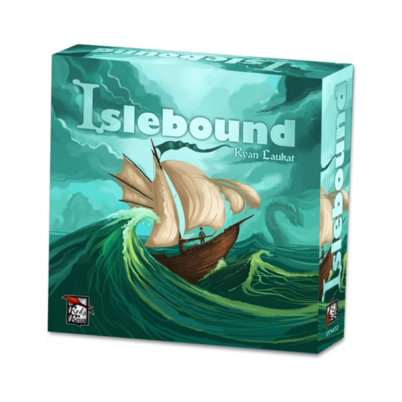 Islebound Board game