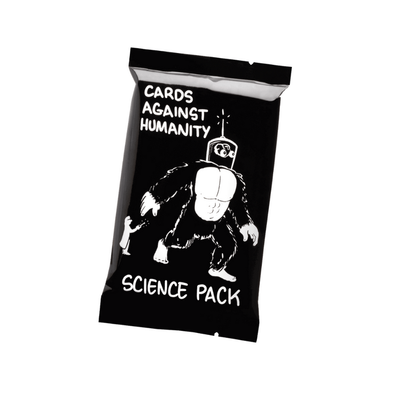 Cards Against Humanity Science Pack Party Game