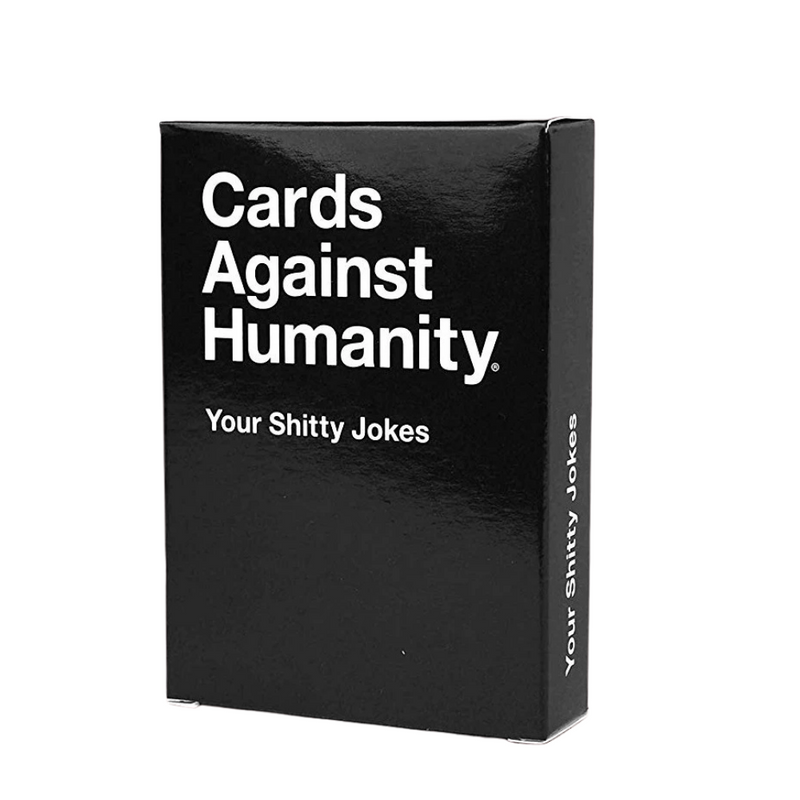 Cards Against Humanity Your Shitty Jokes Pack