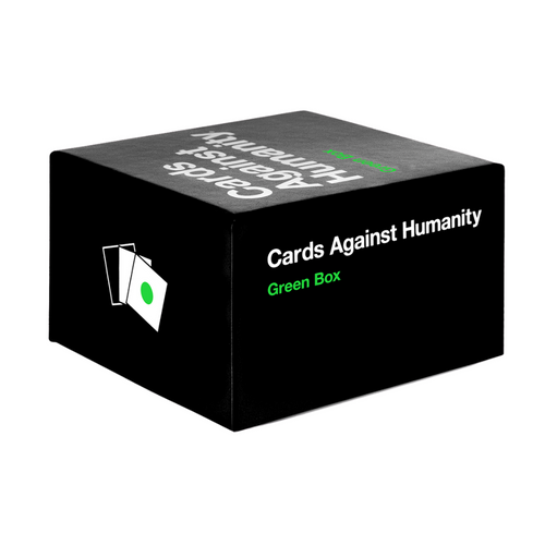 Cards Against Humanity Green Box Party Game