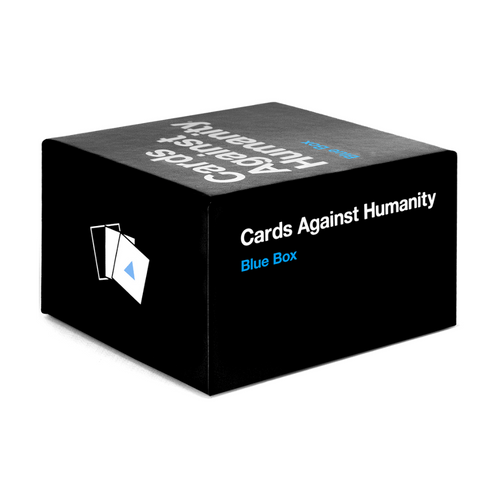 Cards Against Humanity Blue Box Party Game