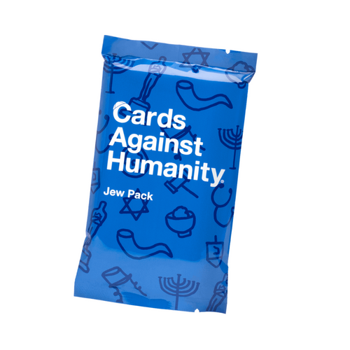Cards Against Humanity Jew Pack Party Game