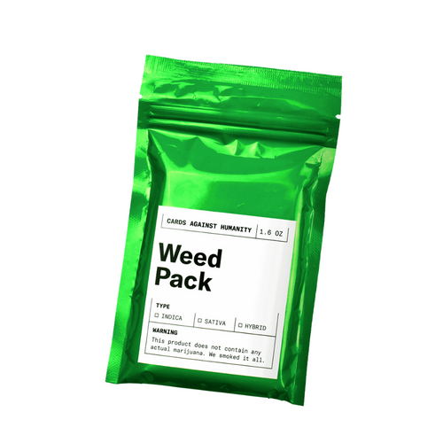 Cards Against Humanity Weed Pack Party Game