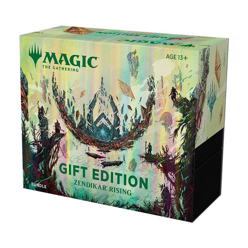 Magic Zendikar Rising Bundle Gift Bundle - Magic the Gathering