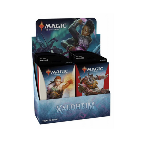 Magic The Gathering: Kaldheim Themed Booster Pack
