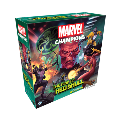 Marvel Champions The Rise of Red Skull