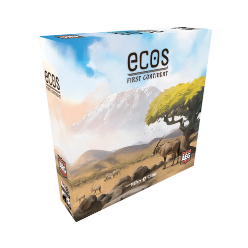 Ecos the First Continent board game