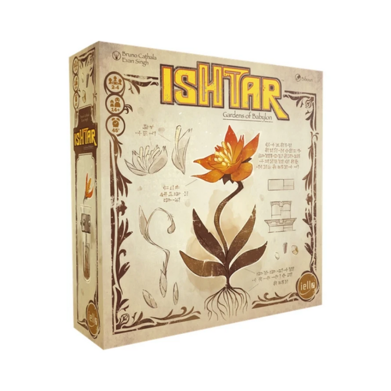 Ishtar board game