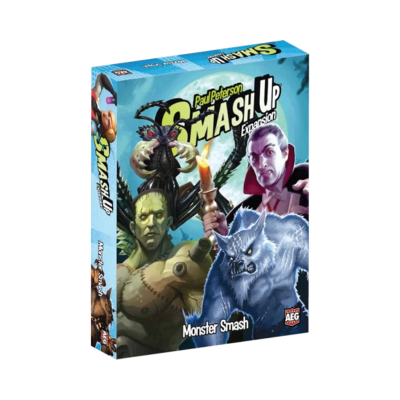 Smash Up Monster Smash Expansion