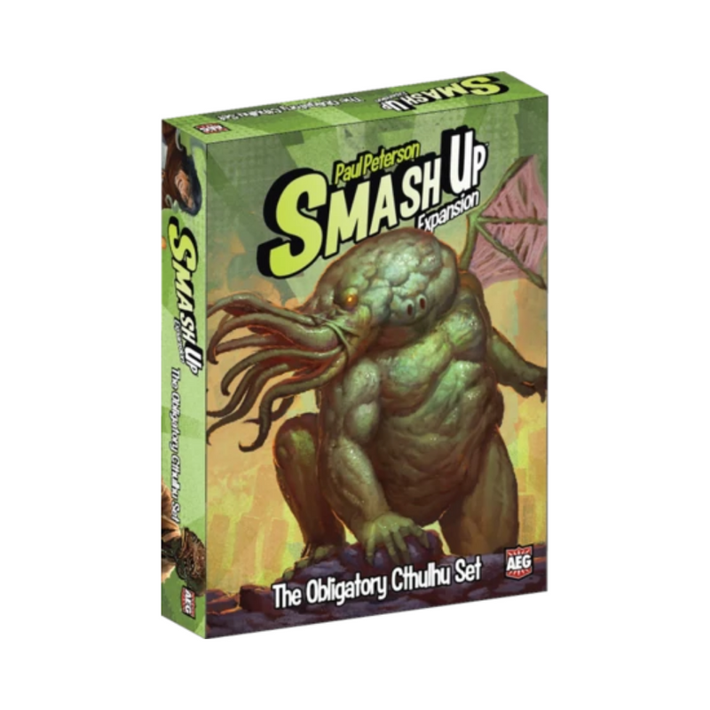 Smash Up The Obligatory Cthulhu Expansion