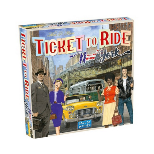 Ticket to Ride Express New York board game
