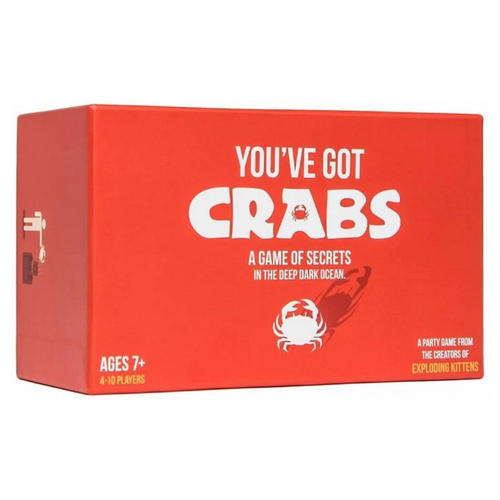 You've Got Crabs Party Game