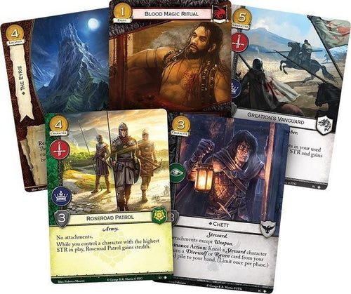 A Game of Throne LCG: Calm Over Westeros
