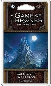 A Game of Throne LCG: Calm Over Westeros Card Game