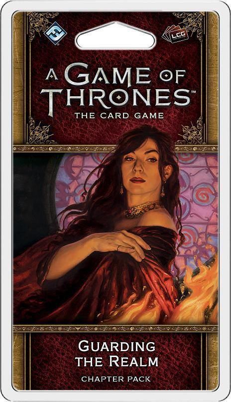 A Game of Throne LCG: Guarding the Realm Card Game