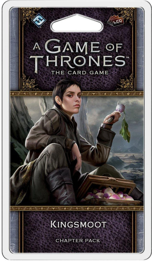 A Game of Thrones: Kingsmoot Card Game