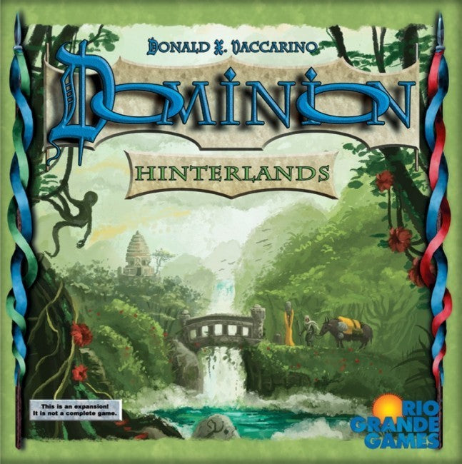 Dominion Hinterlands Card Game