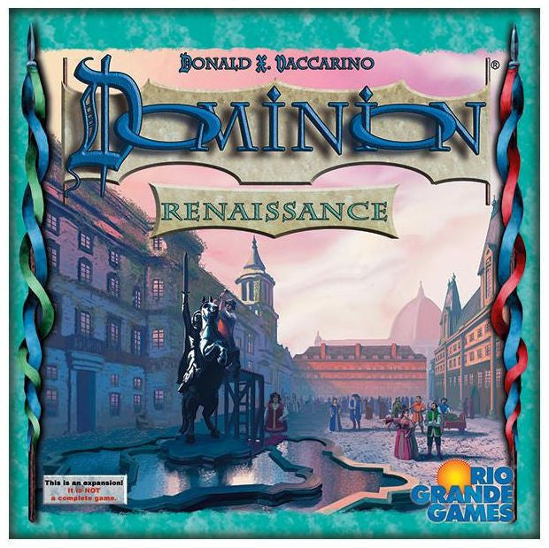 Dominion Renaissance Card Game