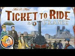 Ticket to Ride: France & Old West Expansion