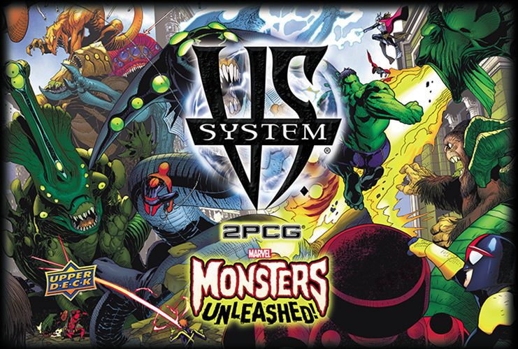 Vs System 2PCG: Monsters Unleashed