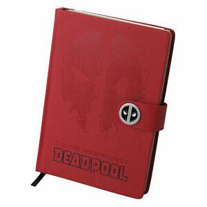 Marvel Comics: Deadpool Splat Premium A5 Notebook