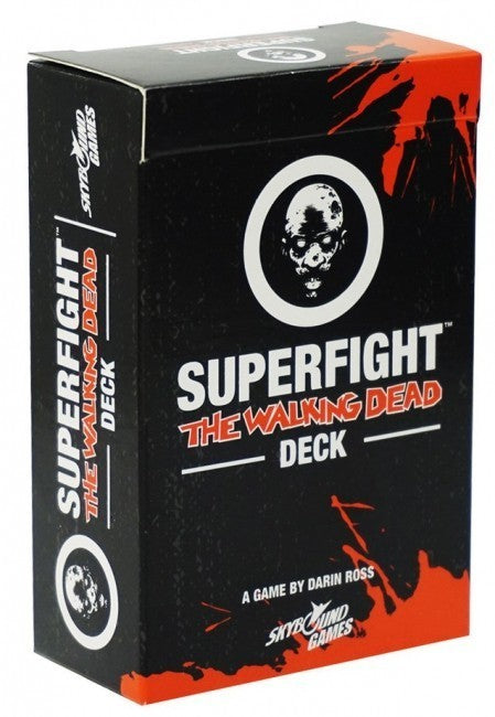 Superfight The Walking Dead Deck